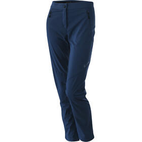 Löffler Elegance WS Light Pantalones Mujer, azul